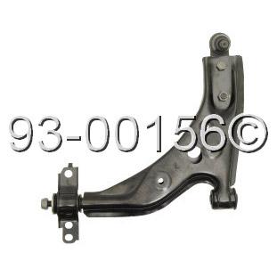 Mercury Tracer                         Control ArmControl Arm