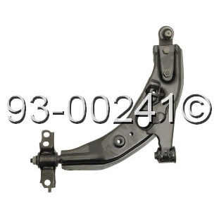 Mazda Protege                        Control ArmControl Arm