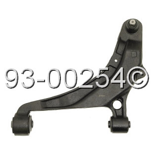 Chrysler Town and Country               Control ArmControl Arm
