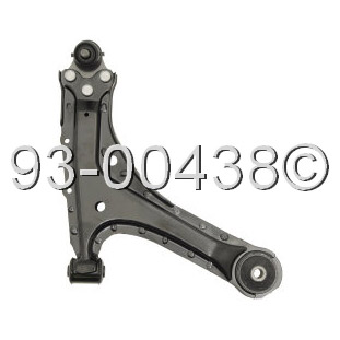 Chevrolet Cavalier                       Control ArmControl Arm