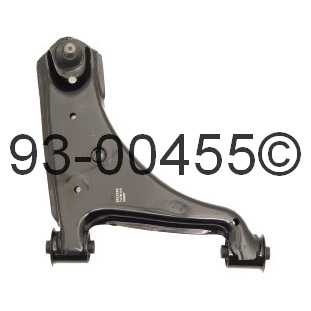 Ford Probe                          Control ArmControl Arm