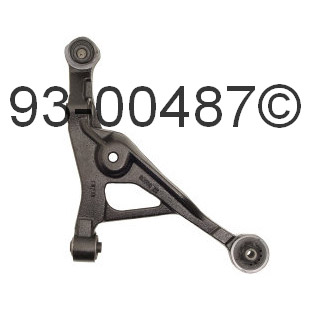 Plymouth Breeze                         Control ArmControl Arm