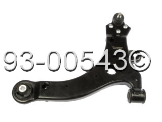 Buick LaCrosse                       Control ArmControl Arm