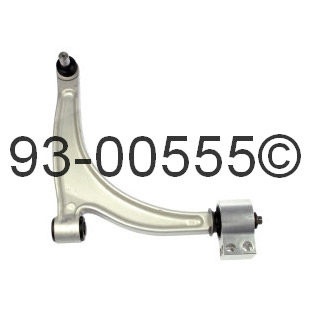 Pontiac G6                             Control ArmControl Arm