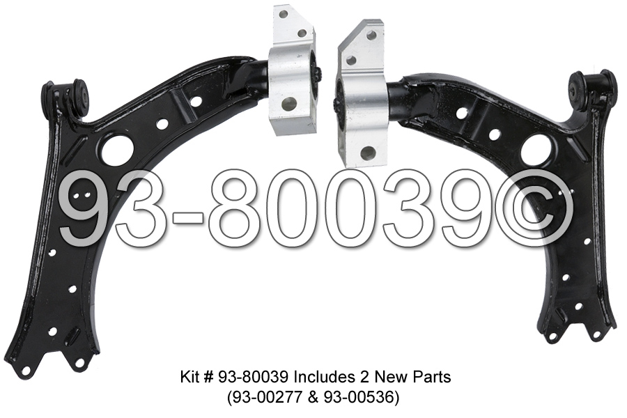 Volkswagen GTI                            Control Arm KitControl Arm Kit