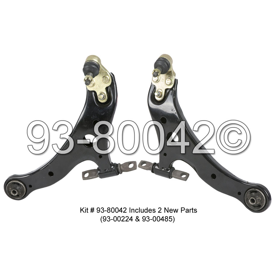 Toyota Highlander                     Control Arm KitControl Arm Kit
