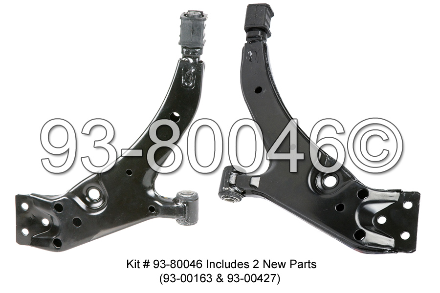 Toyota Tercel                         Control Arm KitControl Arm Kit