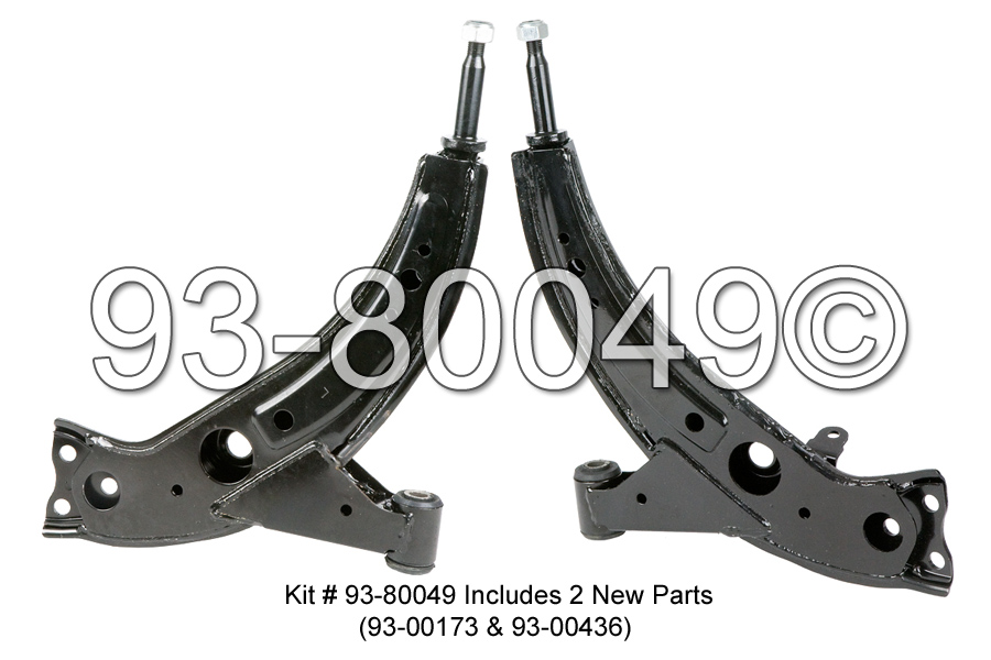 Toyota Corolla                        Control Arm KitControl Arm Kit