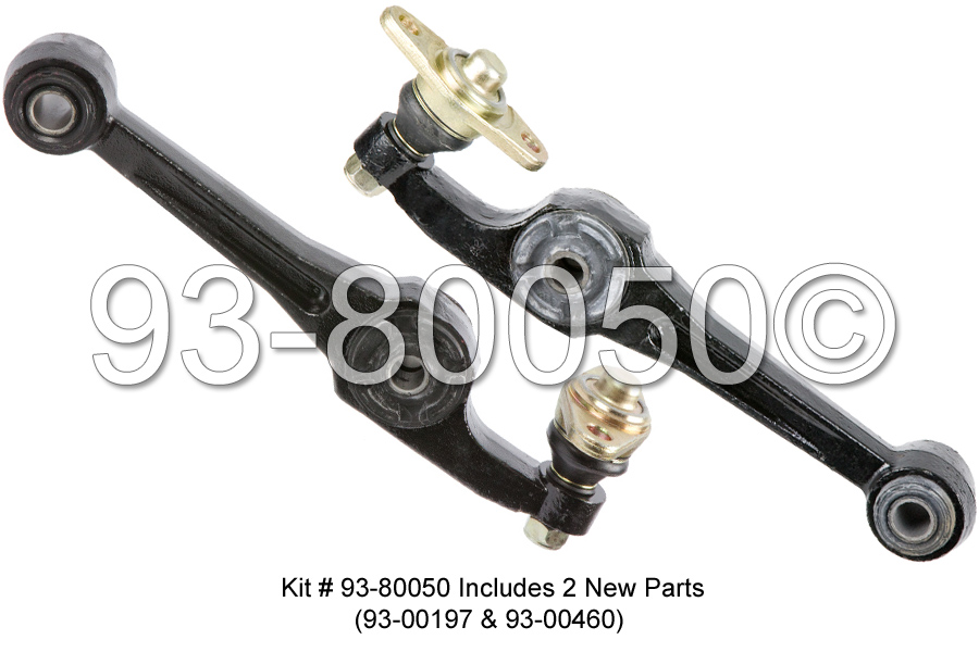 1989 toyota camry control arm from car parts warehouse