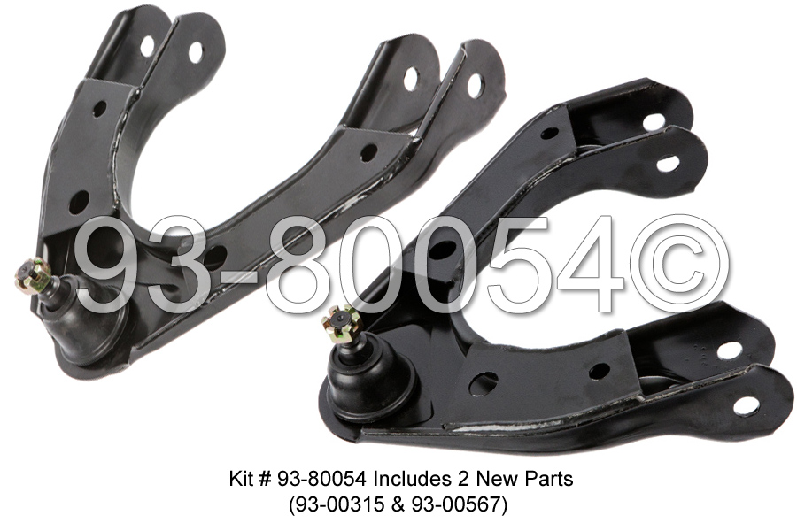 Plymouth Breeze                         Control Arm KitControl Arm Kit
