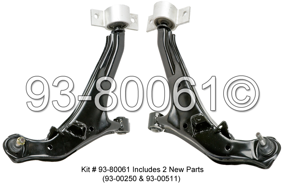 Infiniti I30                            Control Arm KitControl Arm Kit
