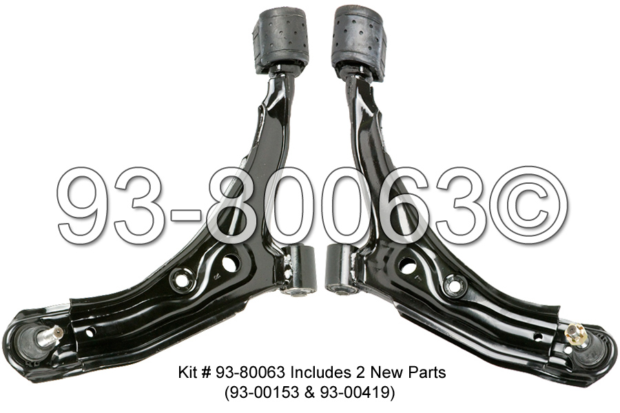 Nissan NX Coupe                       Control Arm KitControl Arm Kit