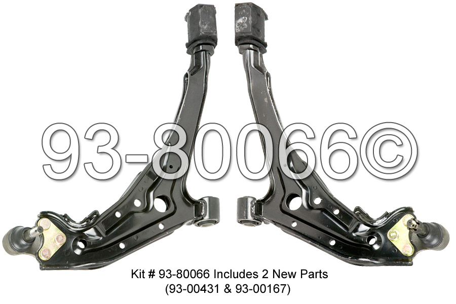 Nissan Maxima                         Control Arm KitControl Arm Kit