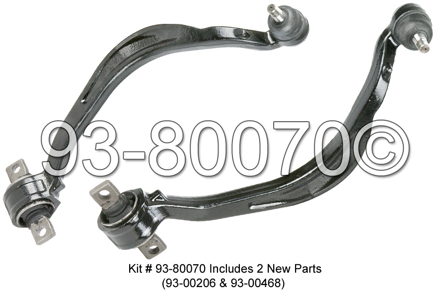 Dodge Avenger                        Control Arm KitControl Arm Kit