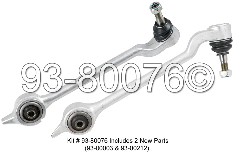 BMW 525                            Control Arm KitControl Arm Kit