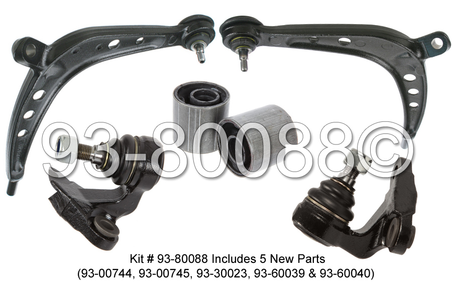 BMW 330xi                          Control Arm KitControl Arm Kit