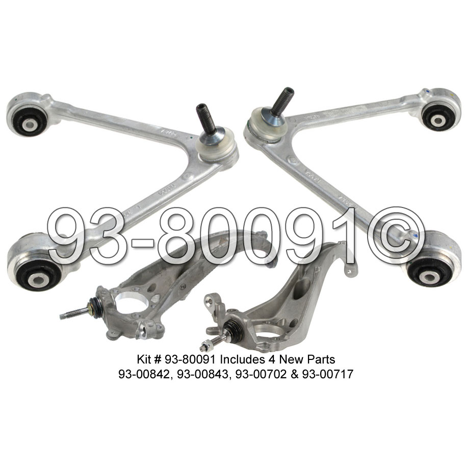Jaguar S Type                         Control Arm KitControl Arm Kit