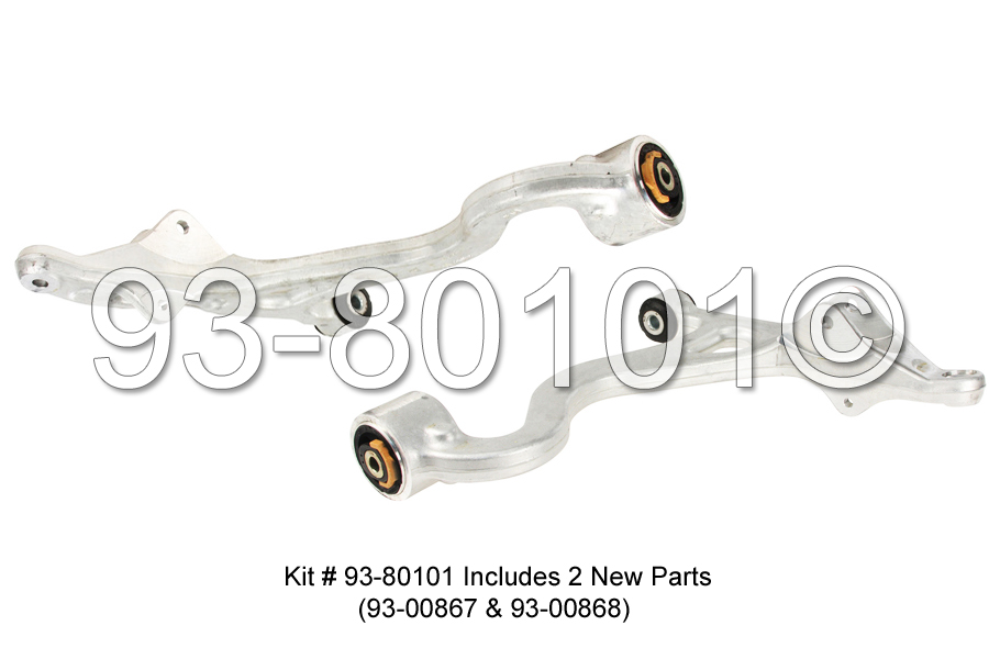 Lincoln LS                             Control Arm KitControl Arm Kit