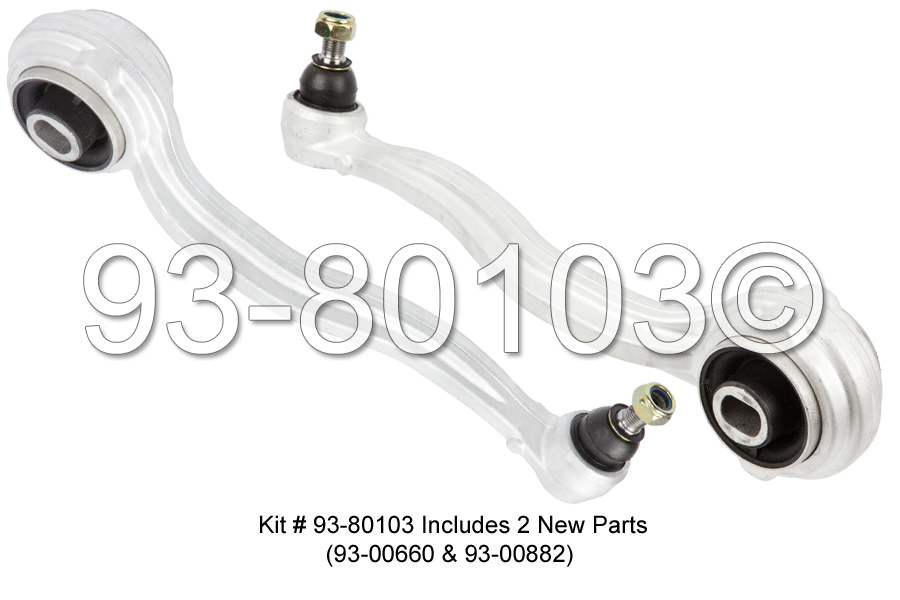 Mercedes_Benz C63 AMG                        Control Arm KitControl Arm Kit