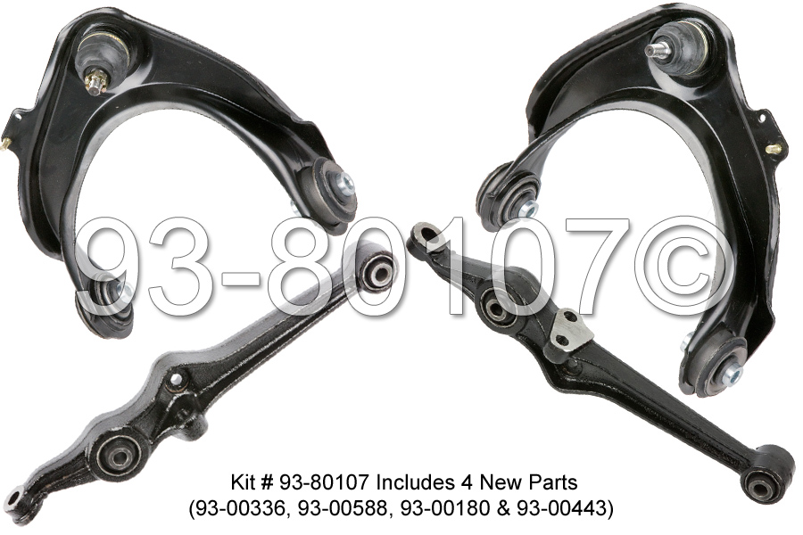 Acura TL                             Control Arm KitControl Arm Kit