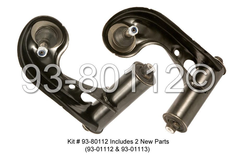 Mercedes_Benz C280                           Control Arm KitControl Arm Kit