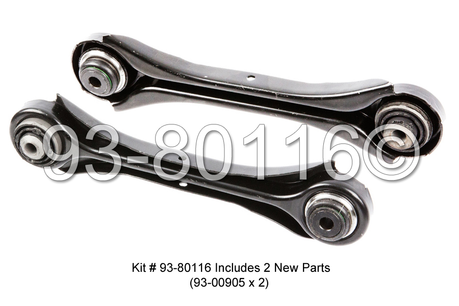 BMW 335d                           Control Arm Kit