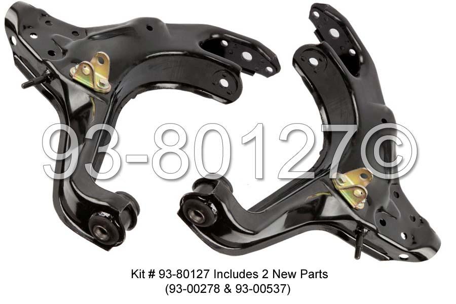 Mitsubishi Montero                        Control Arm KitControl Arm Kit