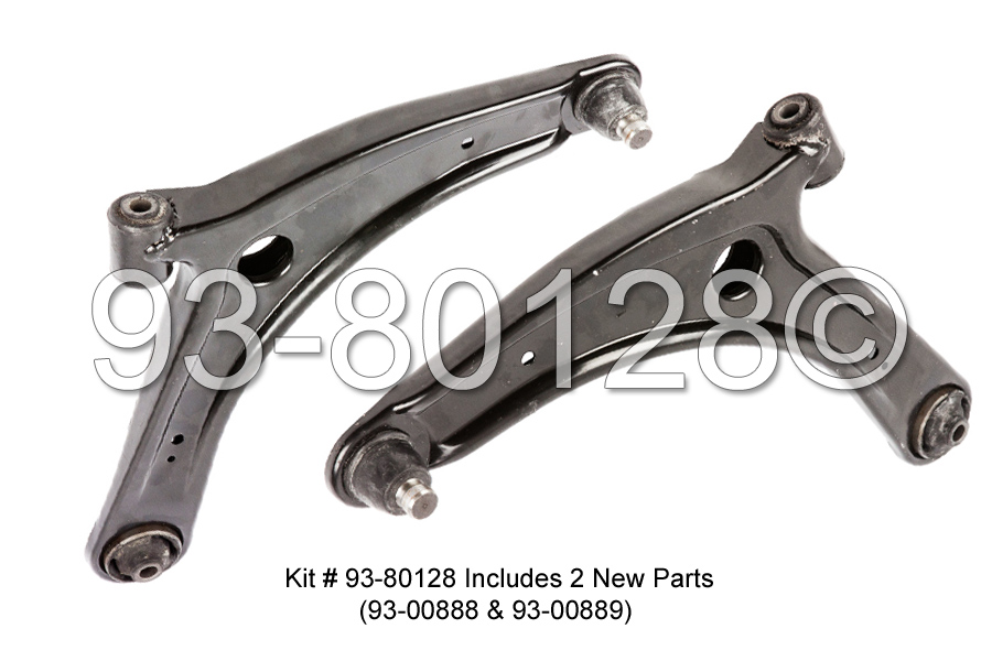 Mitsubishi Lancer                         Control Arm KitControl Arm Kit