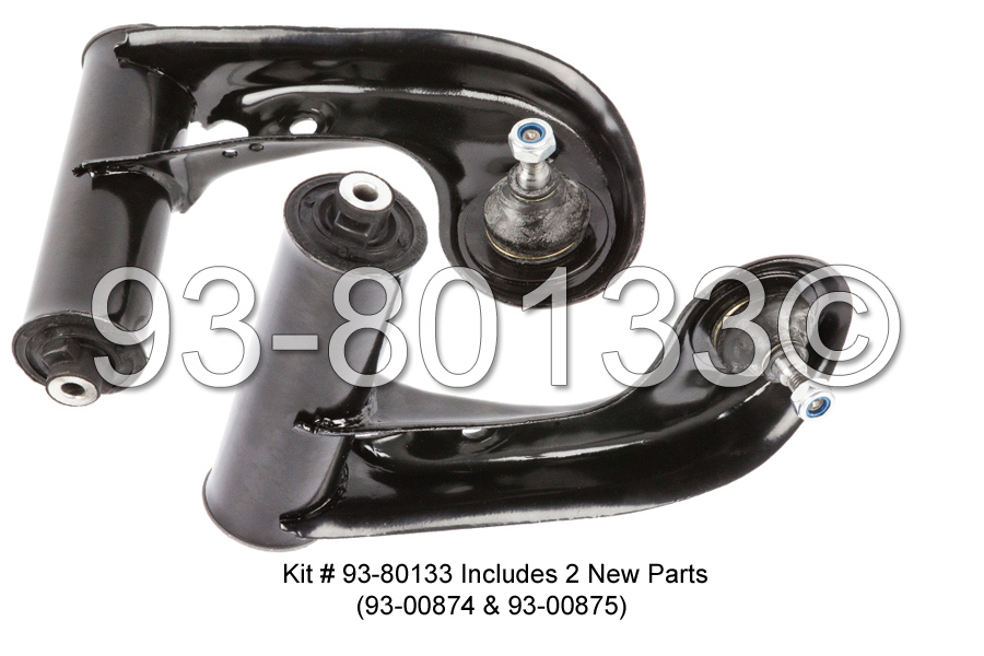 Mercedes_Benz C230                           Control Arm KitControl Arm Kit