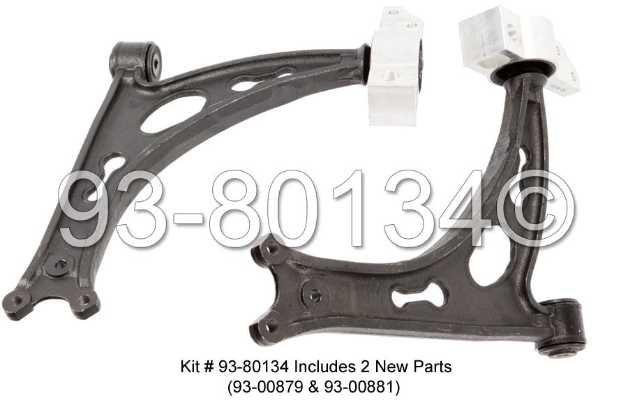 Volkswagen Jetta                          Control Arm KitControl Arm Kit