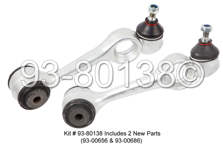 Mercedes_Benz 450SLC                         Control Arm KitControl Arm Kit