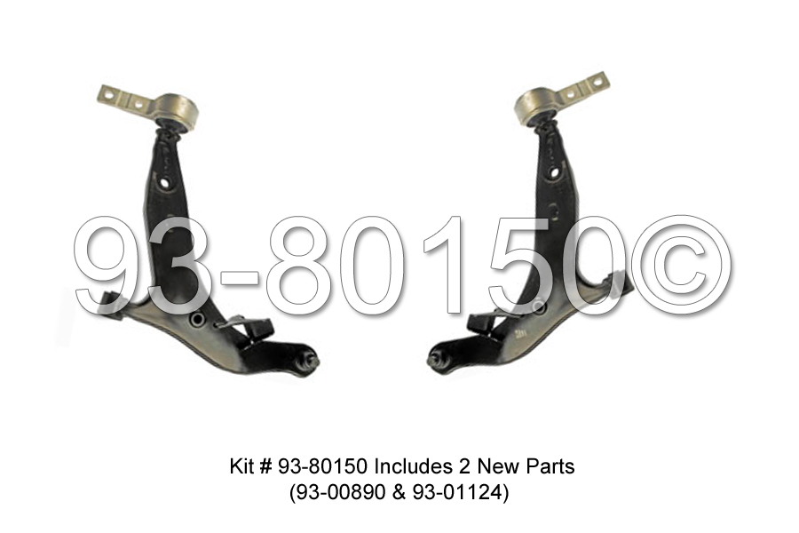 Nissan Quest                          Control Arm KitControl Arm Kit