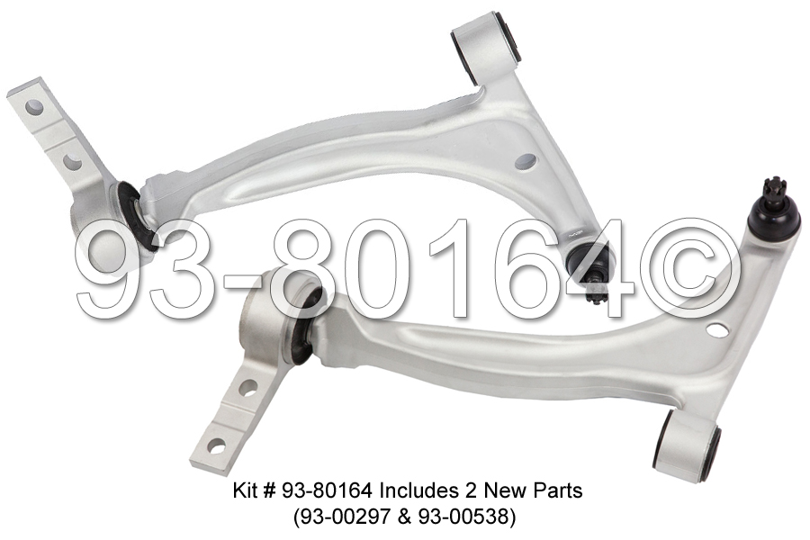 Nissan Altima                         Control Arm KitControl Arm Kit