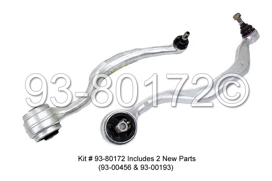 BMW M5                             Control Arm KitControl Arm Kit