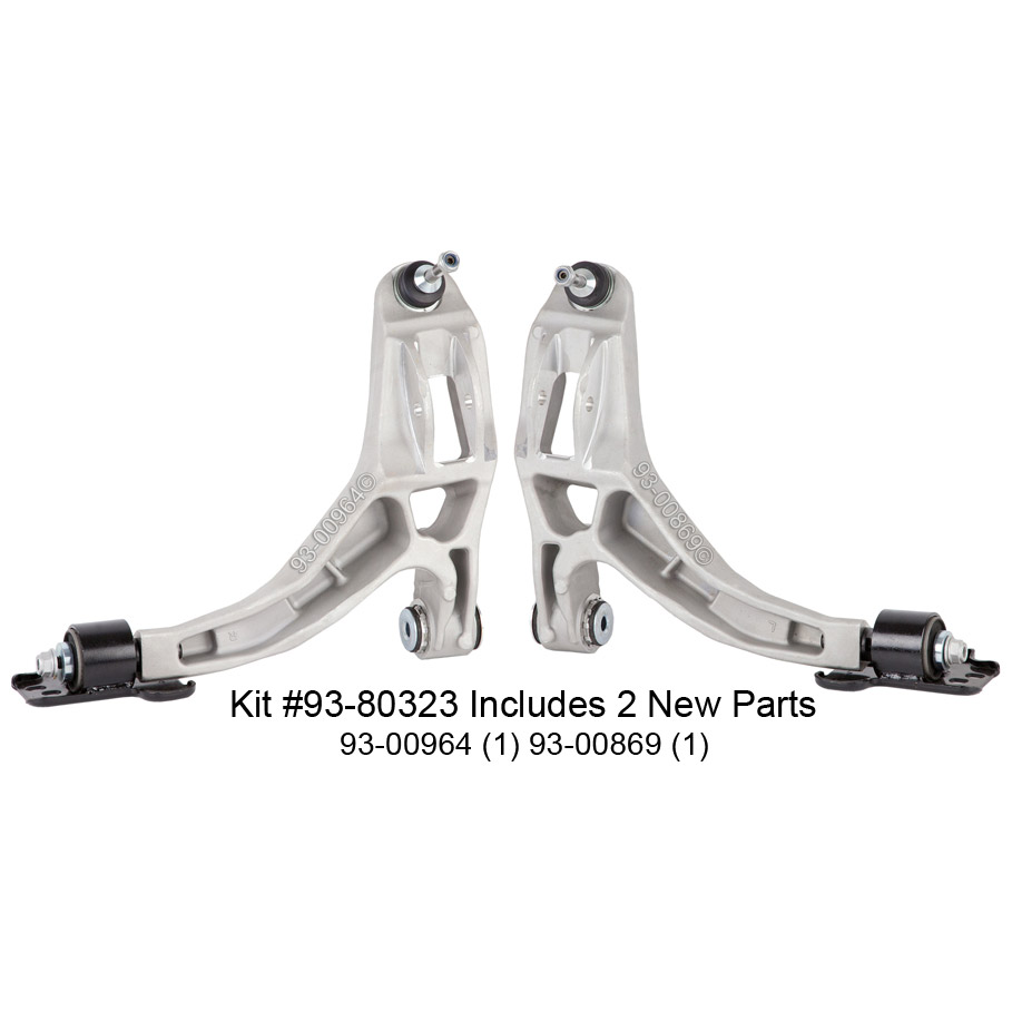 Mercury Marauder                       Control Arm KitControl Arm Kit