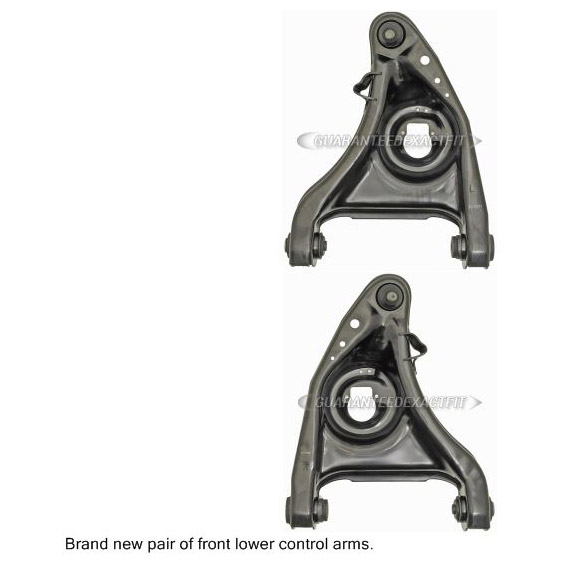 Ford Crown Victoria                 Control Arm KitControl Arm Kit