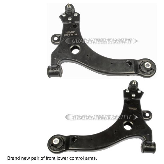 Buick LaCrosse                       Control Arm KitControl Arm Kit
