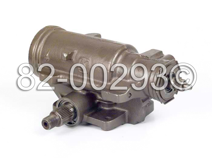 GMC Jimmy                          Power Steering Gear BoxPower Steering Gear Box