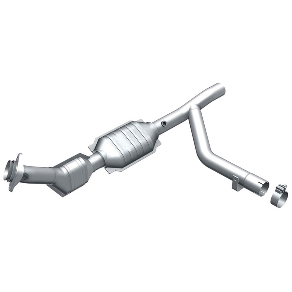 Lincoln Navigator                      Catalytic ConverterCatalytic Converter