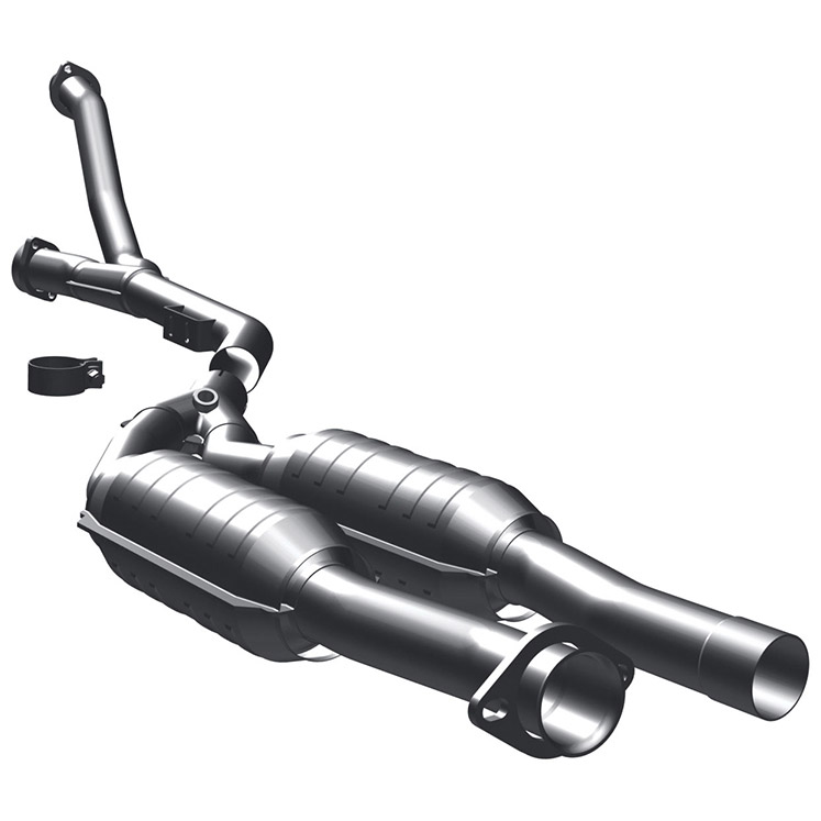 Mercedes_Benz S500                           Catalytic ConverterCatalytic Converter