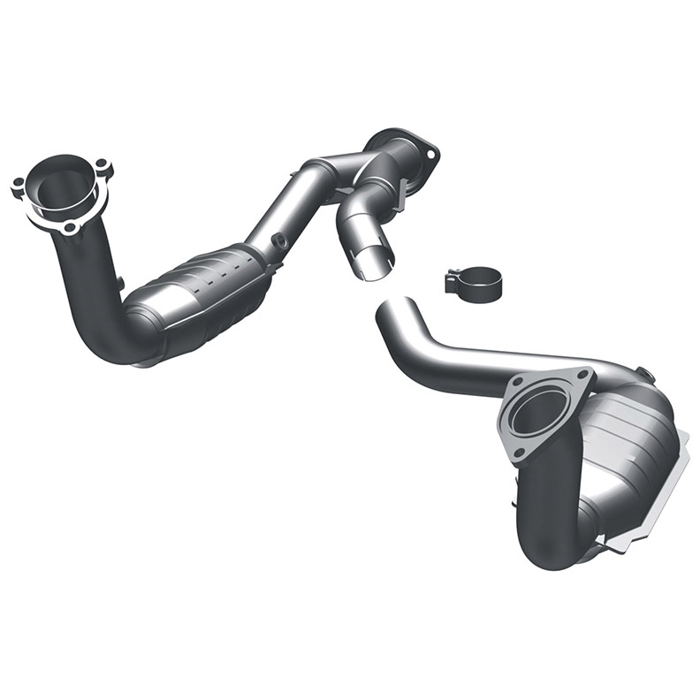 Chevrolet SSR                            Catalytic ConverterCatalytic Converter