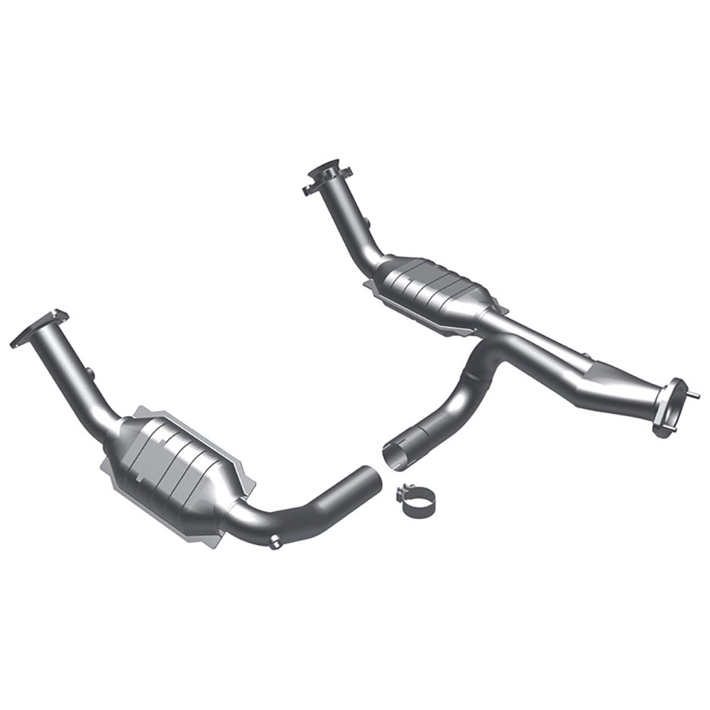 GMC Sierra                         Catalytic ConverterCatalytic Converter