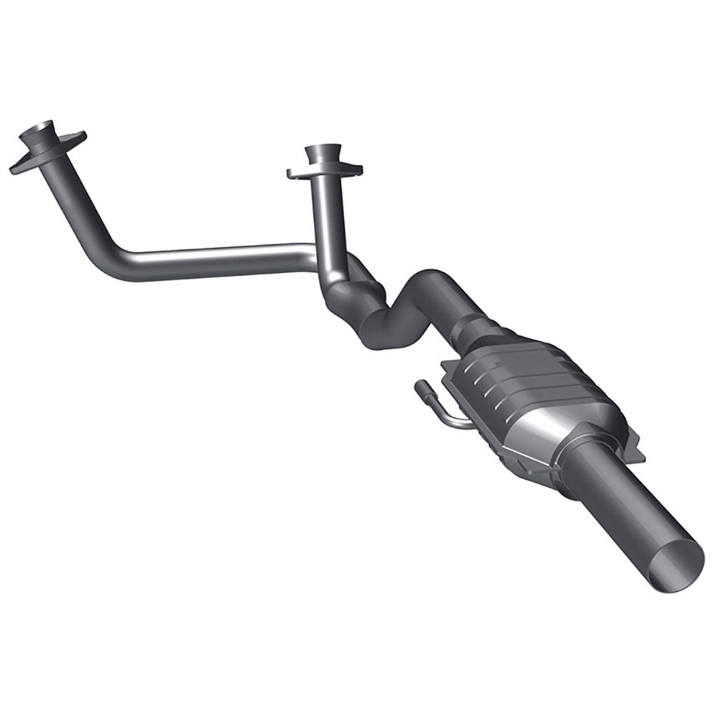 Ford E Series Van                   Catalytic ConverterCatalytic Converter