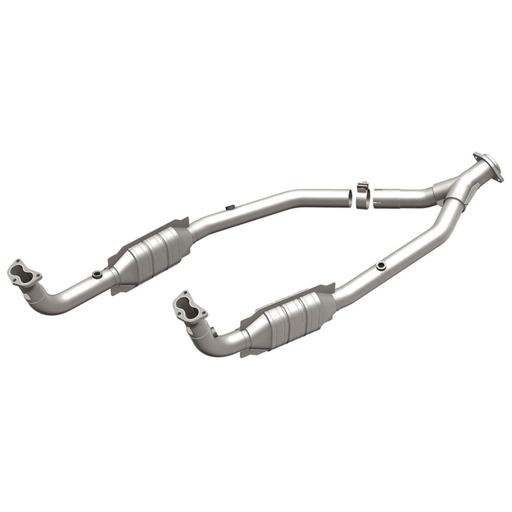 Land Rover Discovery Catalytic Converter