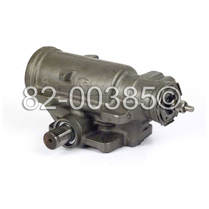 Chevrolet Suburban                       Power Steering Gear BoxPower Steering Gear Box