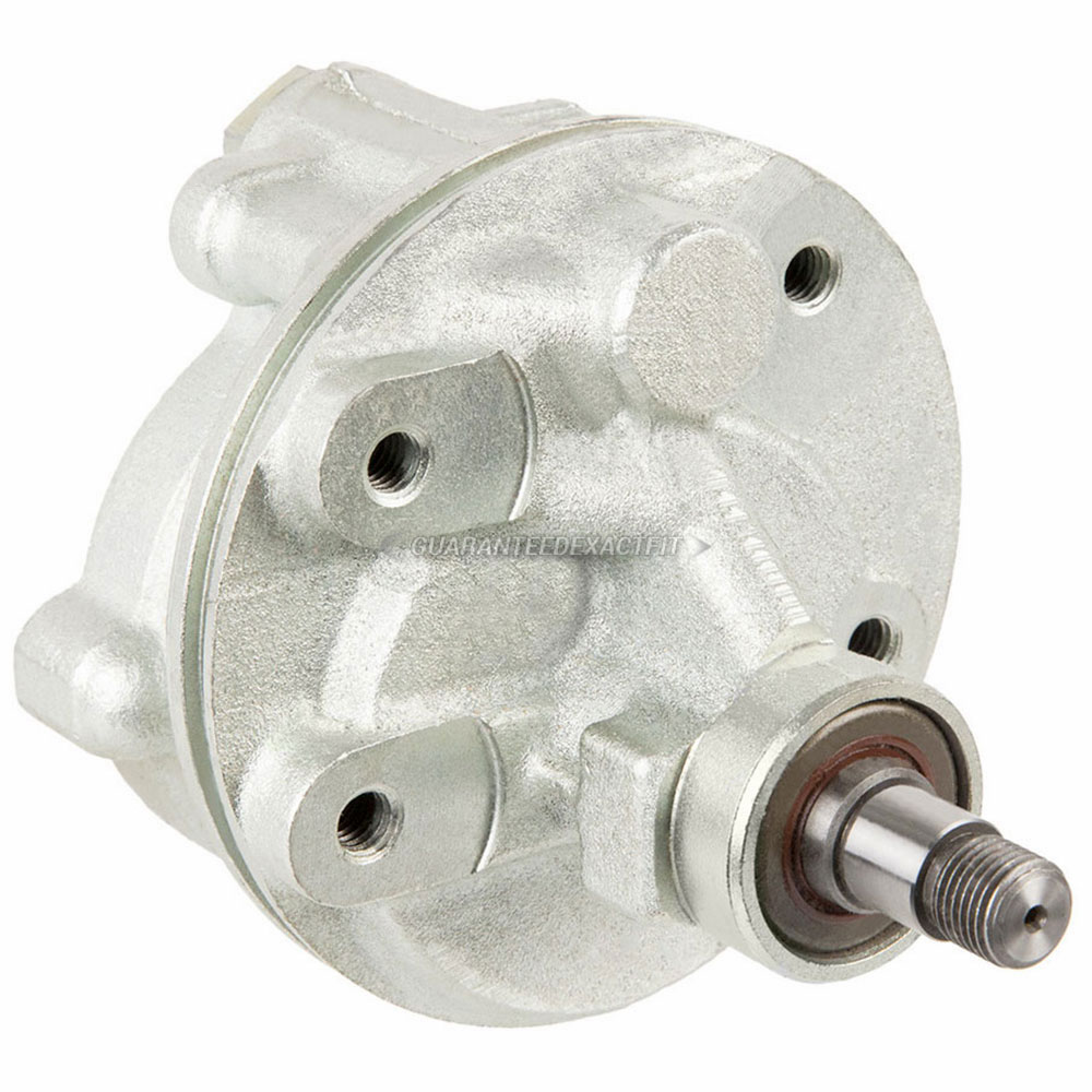 Chevrolet Van                            Steering PumpSteering Pump
