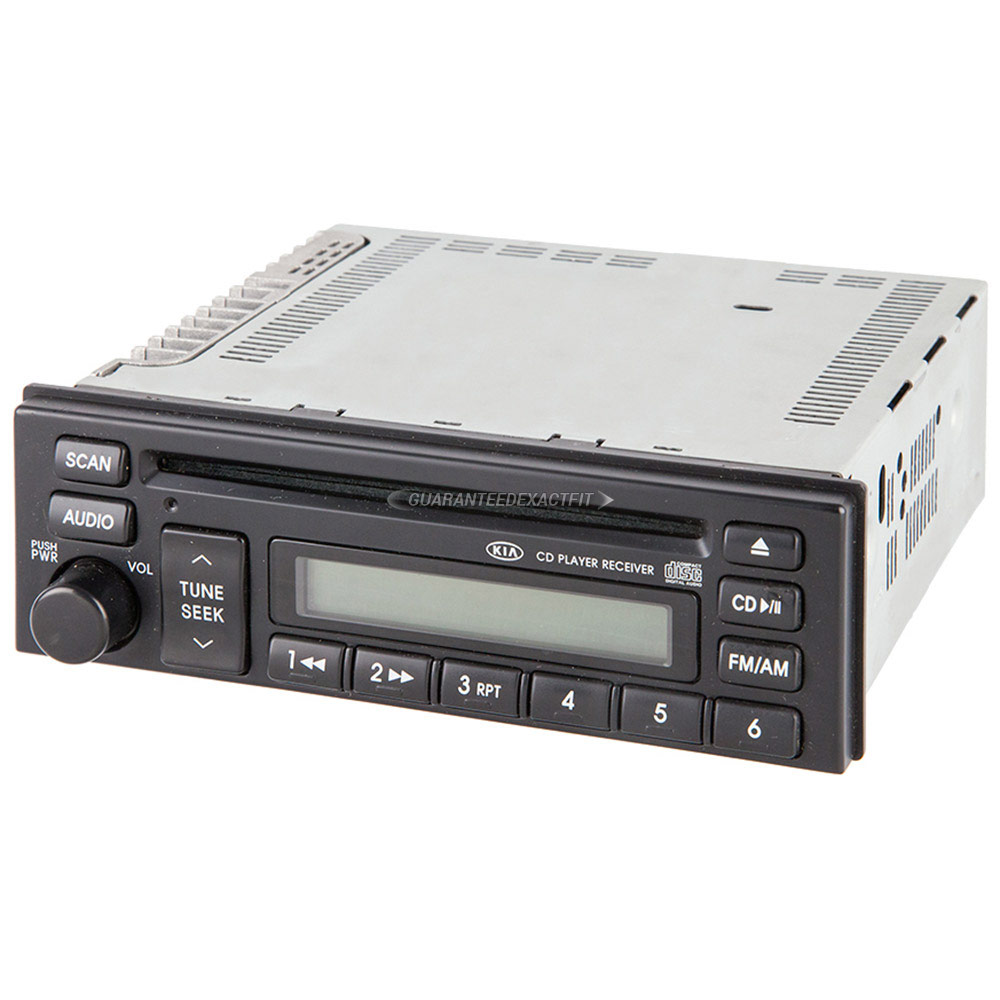 Kia Sorento                        Radio or CD PlayerRadio or CD Player
