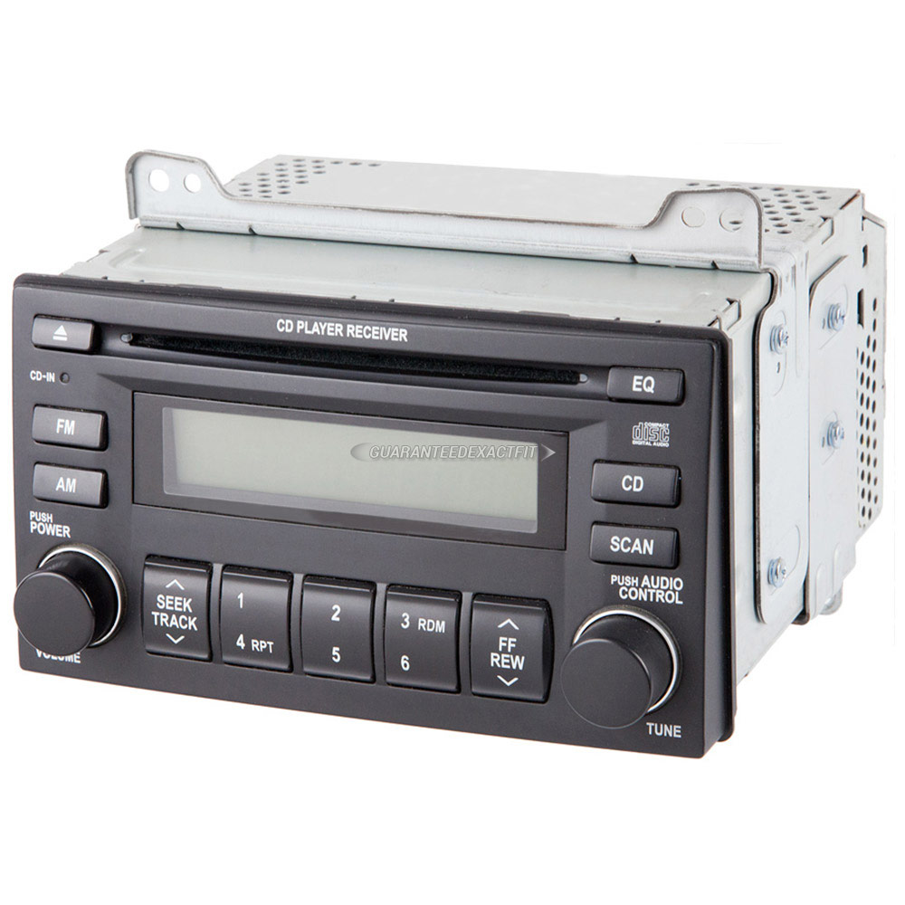 Hyundai Entourage                      Radio or CD PlayerRadio or CD Player