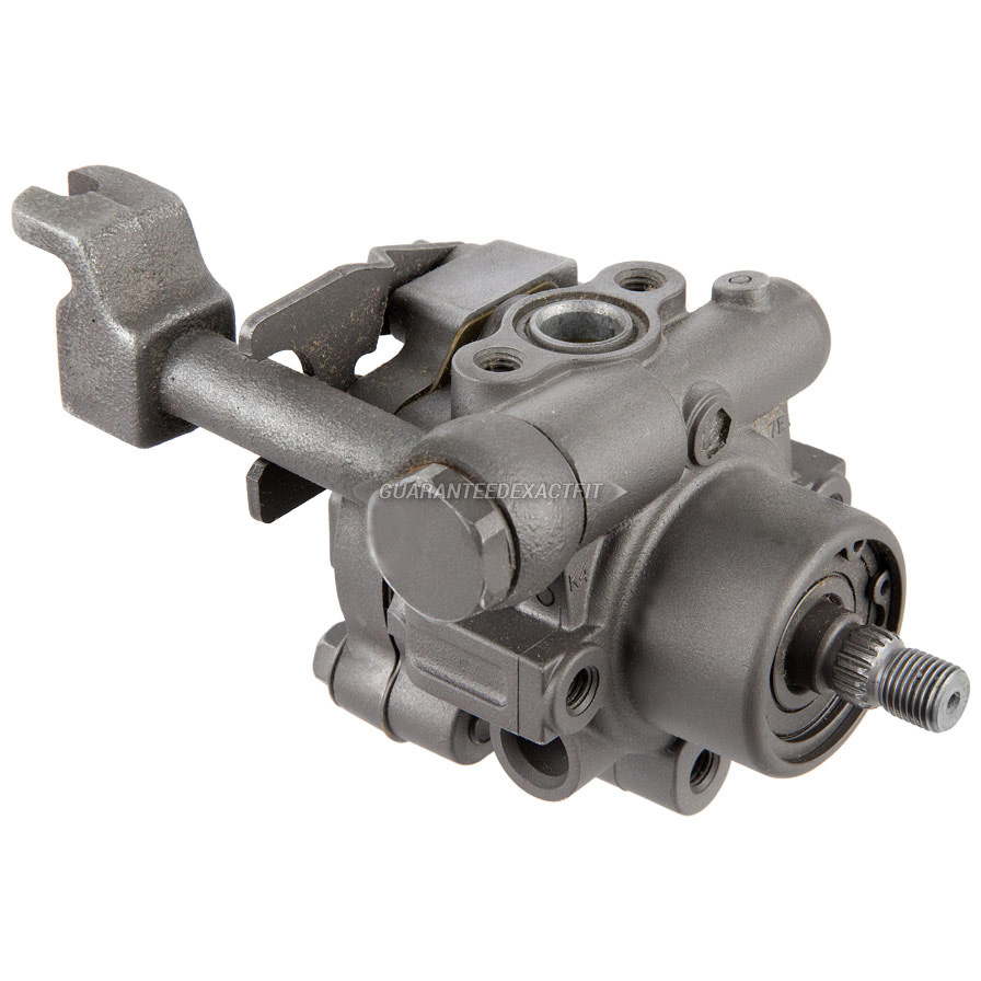 Nissan Quest                          Steering Pump