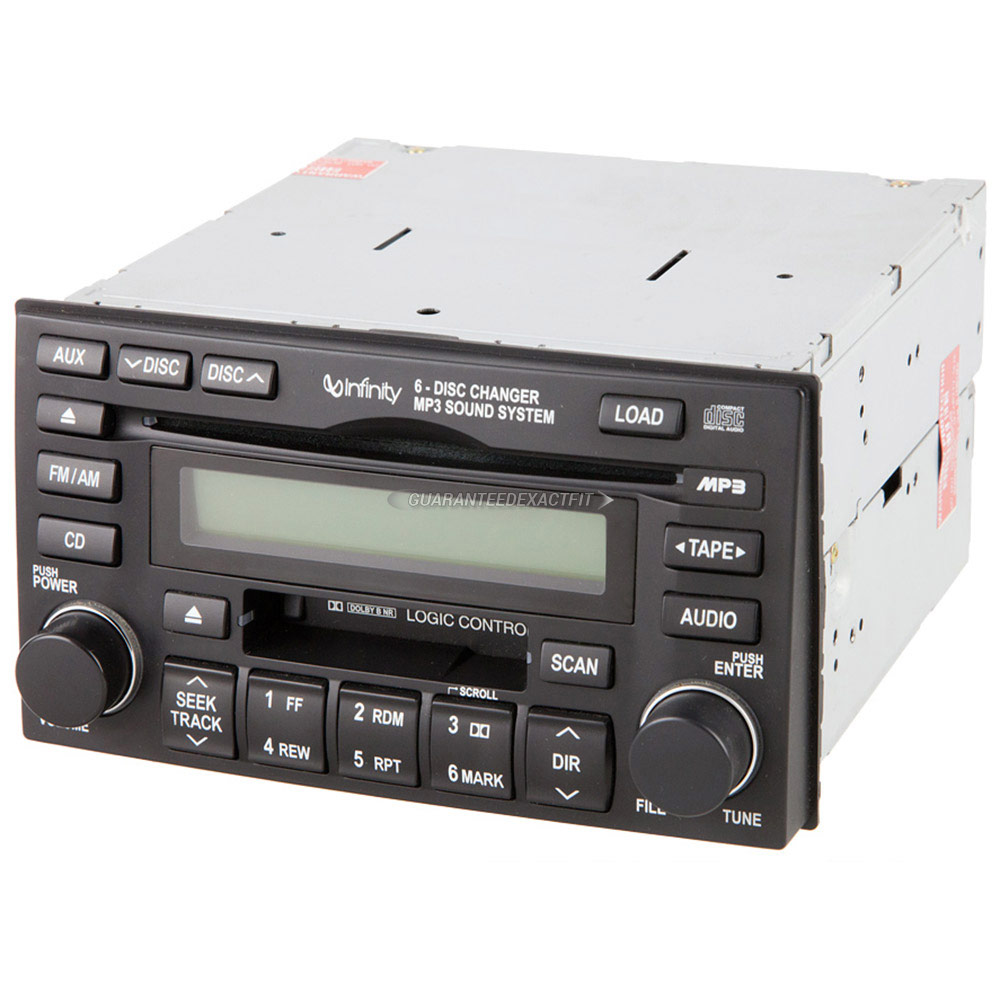 Kia Sedona                         Radio or CD PlayerRadio or CD Player